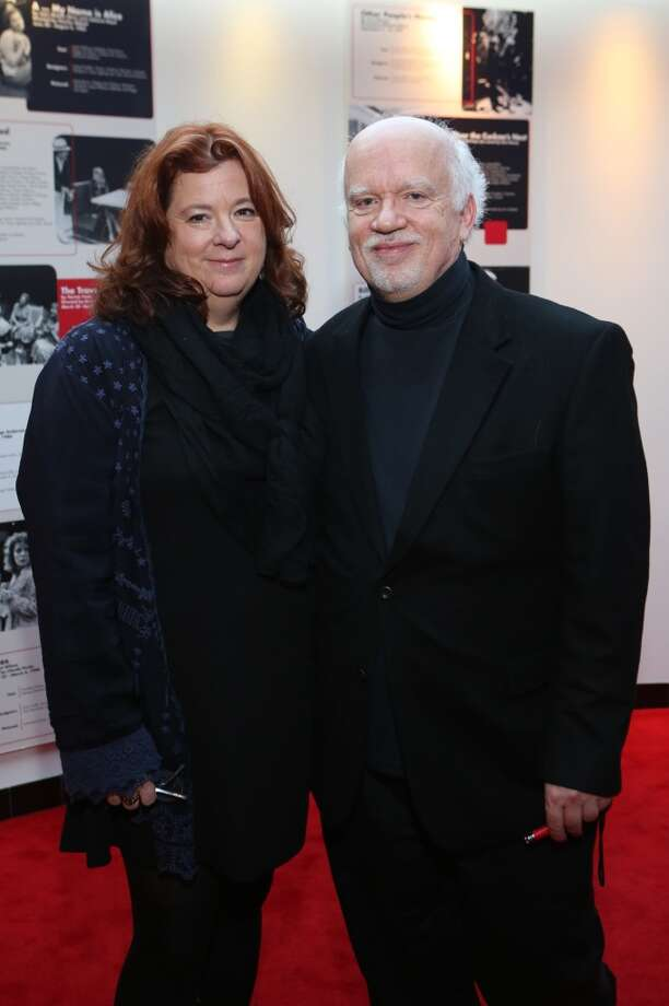 Theresa Rebeck; Gregory Boyd Photo: Priscilla Dickson