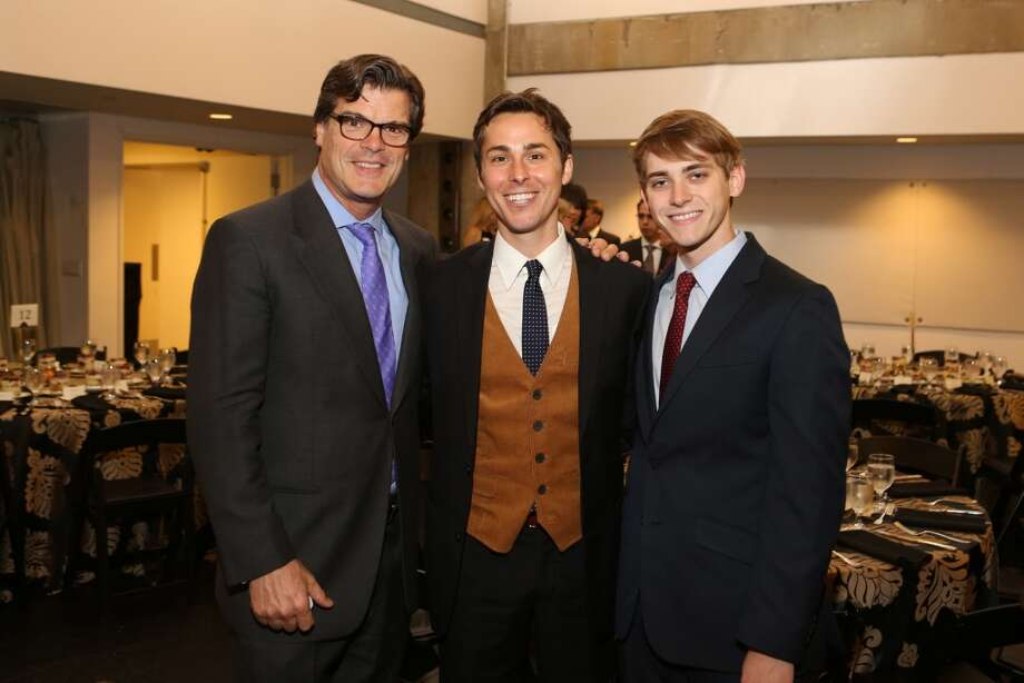 Nat Chandler; Brandon Weinbrenner; Mitchell Greco Photo: Priscilla Dickson