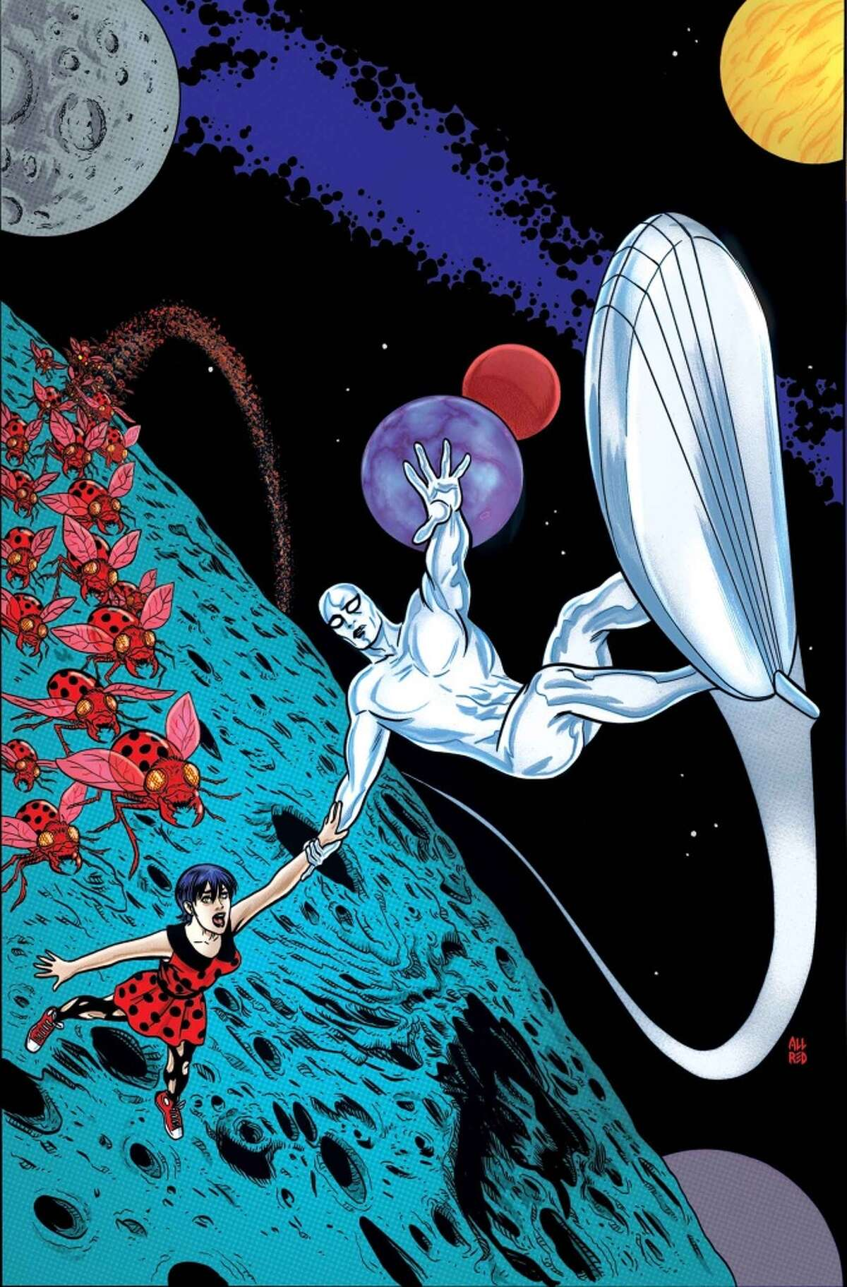 Silver Surfer 1966: The Fantastic Four 48 Created by Stan Lee and Jack Kirby