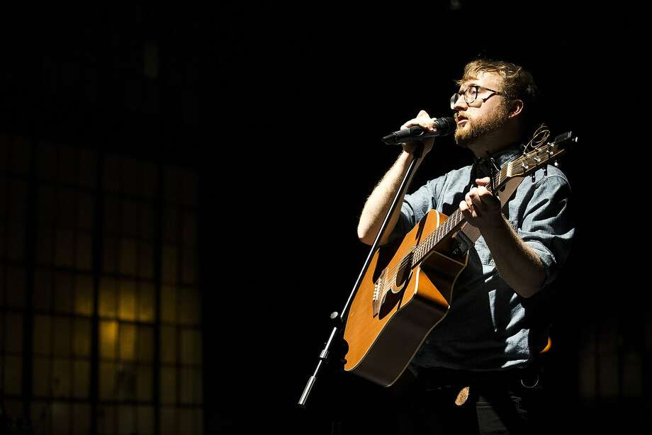 """Shaun Bengson is half of the couple behind """"Hundred Days."""" Photo: Stephen Lam, Special To The Chronicle"""