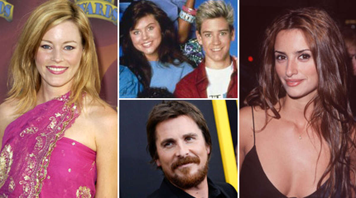 It's the big 4-0 for many celebrities, who range from Oscar nominees to