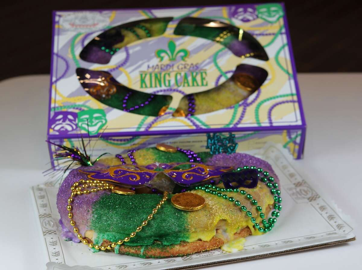 You search high and low for just the right king cake. (Hungry for this one? You can find it seasonally at Three Brothers Bakery.)