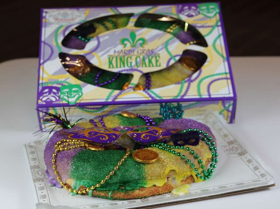 Mardi Gras Comes With Lots Of Things Including A Delicious Baked GoodKing Cakes