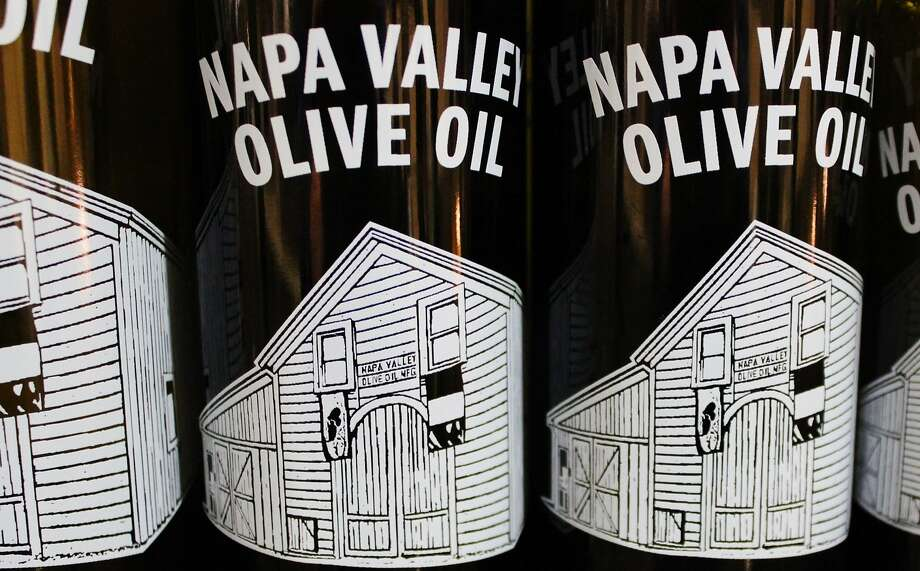Napa Valley Olive Oil Photo: Stephanie Wright Hession