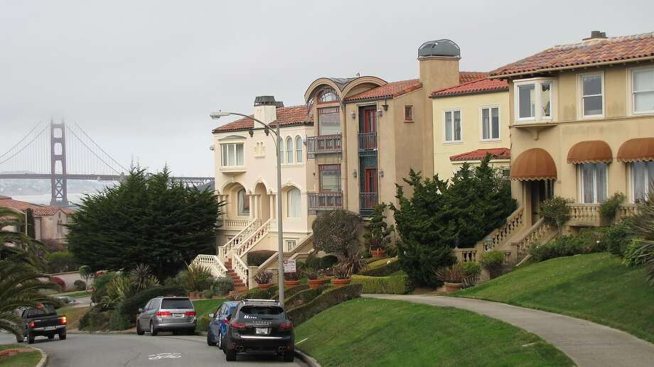 Stroll through the elegant Sea Cliff neighborhood as part of the outing, which starts at the Palace of the Legion of Honor. Photo: John King