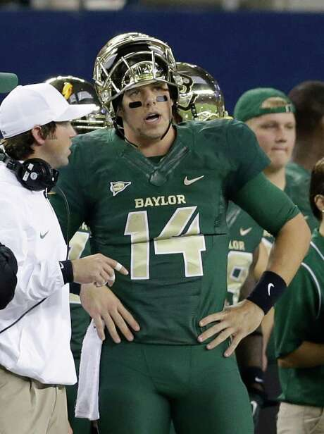 With the return of quarterback Bryce Petty, Baylor boasts the Big 12 Offensive Player of the Year. Photo: LM Otero, STF / AP