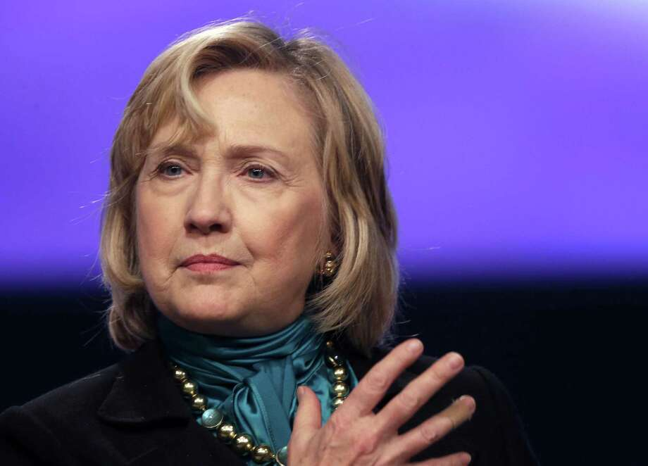 Hillary Clinton is pondering a second run for the presidency in 2016. Photo: Associated Press / AP