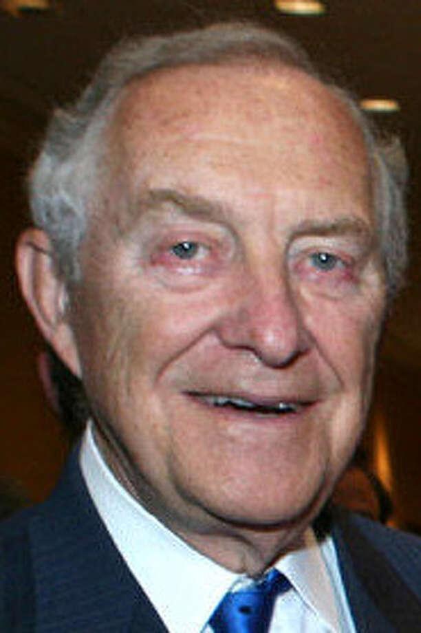 The award is named for former Sen. Bob Krueger. / SAN ANTONIO EXPRESS-NEWS