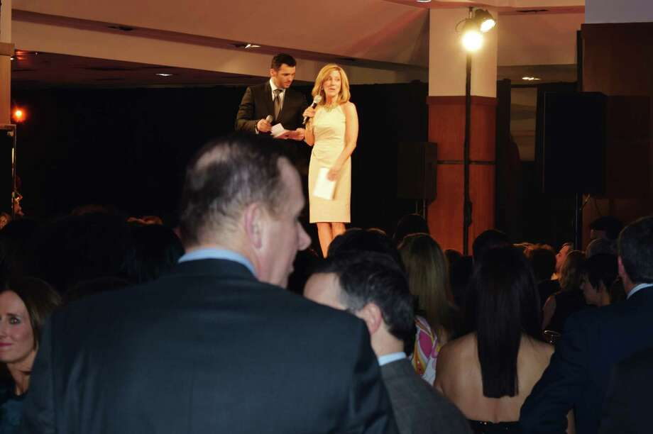 The annual Near & Far Aid Gala spring fashion show was held at Mitchel's on Friday night in Westport. The hosts were Fox News' beautiful Alisyn Camerota and the always friendly Tony Dovolani from Dancing with the Stars. The mood was festive and the fashion was hot as hundreds came out for another hugely successful fundraiser. Were you SEEN mingling among the hansom crowd? Photo: Todd Tracy / Hearst Connecticut Media Group