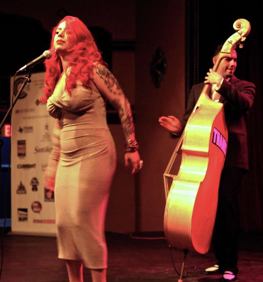 """Los Wild Ones"" brings a taste of Los Angeles Chicano rockabilly to CineFestival. Photo: Xelina Flores-Chasnoff, For The Express-News"