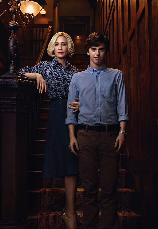 "A retelling of ""Psycho"" is currently airing on A&E as ""Bates Motel."" Photo: Photos: A&E"