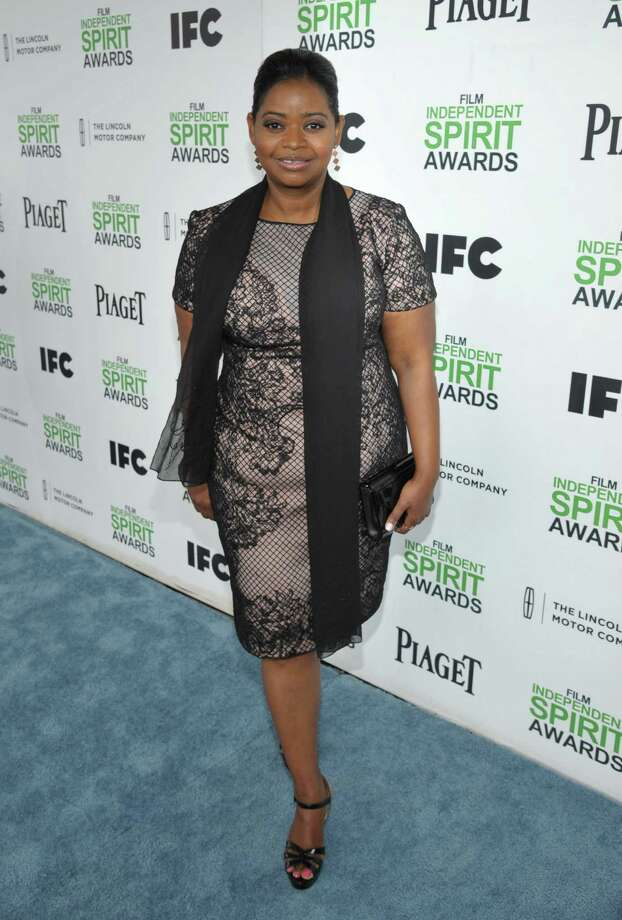 Octavia Spencer arrives. Photo: John Shearer, John Shearer/Invision/AP / Invision
