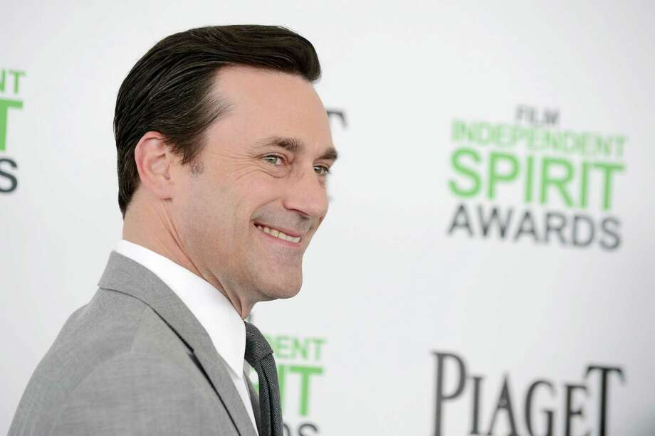 Jon Hamm arrives. Photo: Jordan Strauss, Jordan Strauss/Invision/AP / Invision