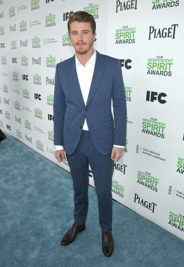 Garrett Hedlund arrives. Photo: John Shearer, John Shearer/Invision/AP / Invision