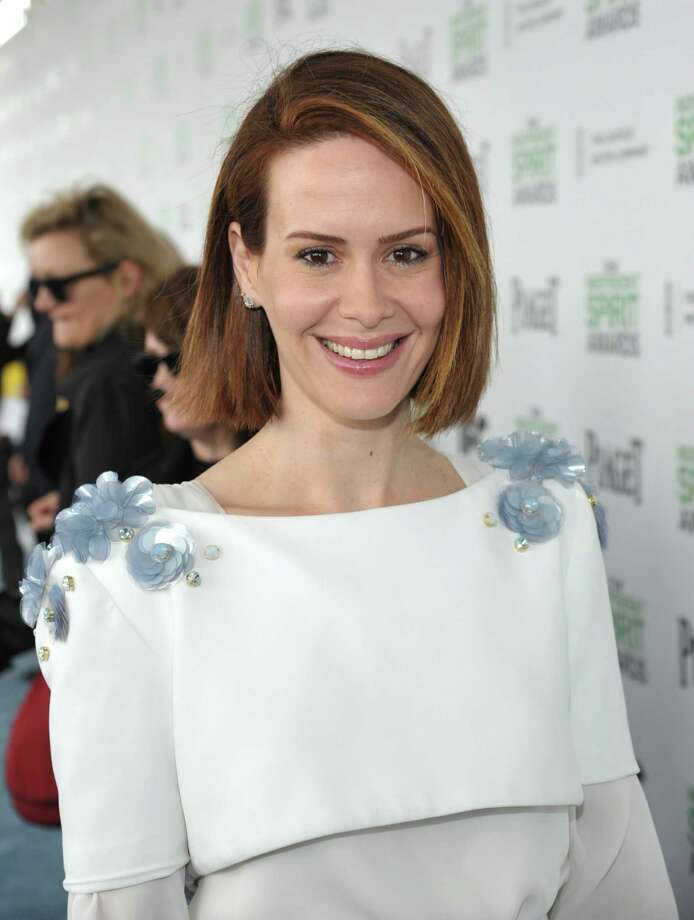 Sarah Paulson arrives. Photo: John Shearer, John Shearer/Invision/AP / Invision