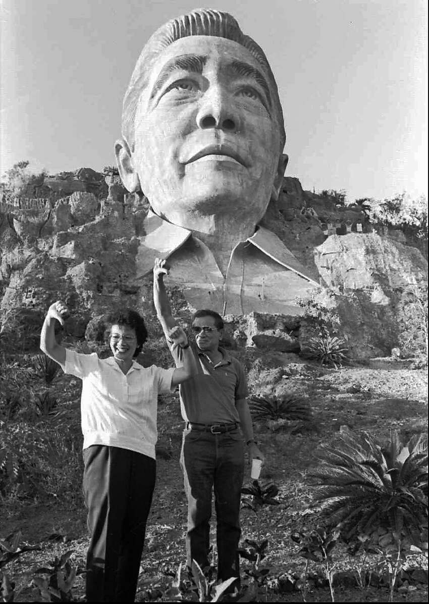 One of the most corrupt dictators in recent history was Philippines President Ferdinand Marcos. In 1986 Corazon Aquino and Salvador Laurel were installed as President and Vice-president respectively following the