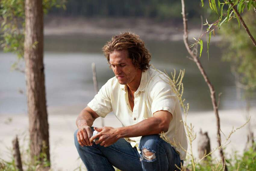 Matthew McConaughey stars as a man in isolation in