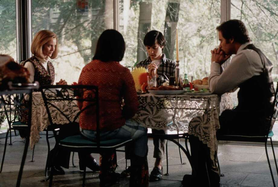 The Ice Storm (1997): Prep-schooler Paul Hood (Tobey Maguire) returns home for Thanksgiving weekend and finds his family about to implode. While his father (Kevin Kline) tries to douse his sorrows with booze and infidelity, Paul's mother (Joan Allen) looks for answers in self-help books. The experimentation and liberalism that defined the 1970s lead to ruin as the family's environs literally freeze over during a freak storm in this insightful drama helmed by Ang Lee.Kevin Kline, Joan Allen, Sigourney Weaver, Tobey Maguire, Henry Czerny, Christina Ricci, Elijah WoodAvailable: March 1 Photo: Barry Wetcher, Fox Searchlight / handout slide