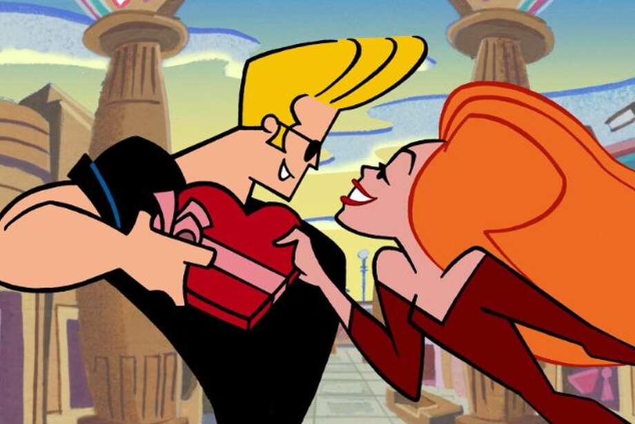 Johnny Bravo (Season 2):Dim-witted, tall-haired Johnny Bravo finds a foul-mouthed mermaid, summons the devil and gets thrown into a women's prison in Season 2. But the self-proclaimed ladies man will have to confront his greatest fear: a styling gel shortage.