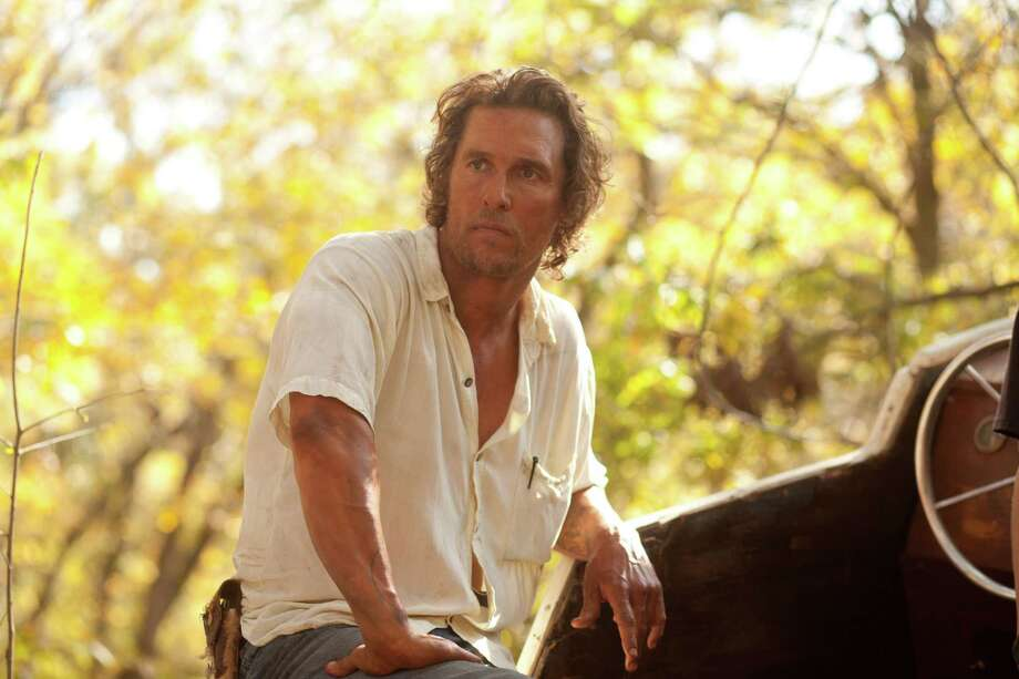 Mud (2012): Two Mississippi teens, Ellis and Neckbone, meet a mysterious drifter named Mud hiding on a deserted river island and get caught up in his tangled web of tall tales about bounty hunters, crimes of passion, lost love and a perfect woman named Juniper.Matthew McConaughey, Reese Witherspoon, Tye Sheridan, Jackob Lofland, Sam Shepard, Ray McKinnon, Sarah Paulson, Michael Shannon, Joe Don BakerAvailable: March 21 Photo: Jim Bridges, AP / Roadside Attractions