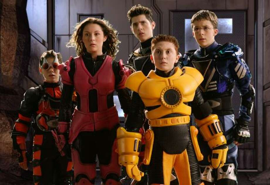 Spy Kids 3: Game Over (2003): In the continuing adventures of the two spy siblings, Carmen gets caught in a virtual reality game designed by the kids' new nemesis, the Toymaker, and it's up to Juni to save her by battling through the game's levels.Antonio Banderas, Carla Gugino, Alexa PenaVega, Daryl Sabara, Ricardo Montalban, Holland TaylorAvailable: March 3 Photo: HANDOUT, KRT