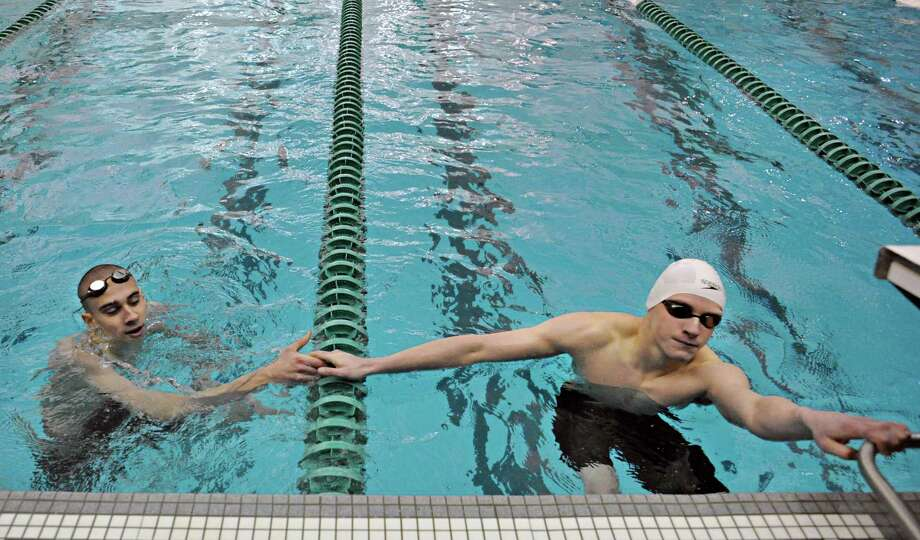 Shen senior sets record at states times union Clifton high school swimming pool