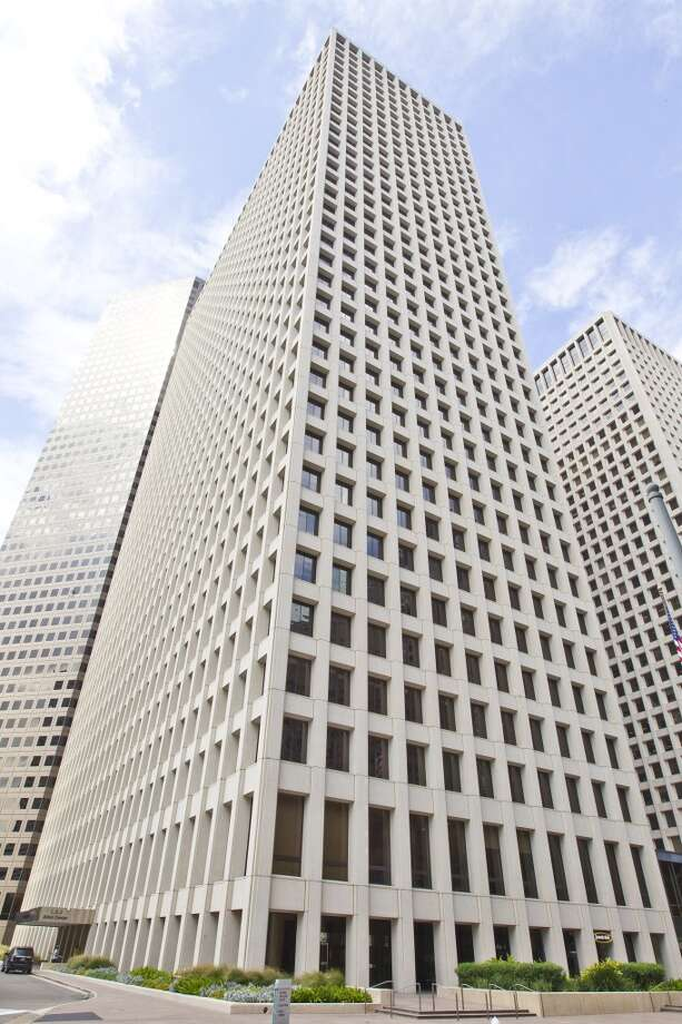 Five Allen Center: Brookfield Properties could potentially develop a 50-story, 1 million-square-foot office tower at Allen Center. Photo: Nick De La Torre, Houston Chronicle