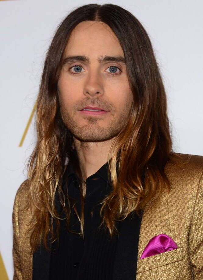 "Jared Leto won the best supporting actor Oscar for his role as a drag queen suffering from AIDS, in ""Dallas Buyers Club."" Photo: FREDERIC J. BROWN, AFP/Getty Images / 2014 AFP"