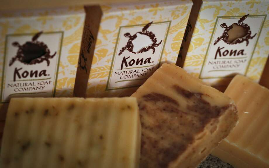 Kona Natural Soap Co  made with Hawaiian ingredients - SFGate