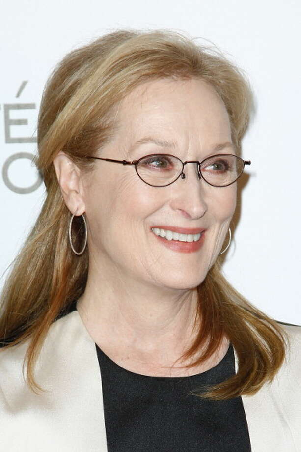 "Meryl Streep won best actress last night for her performance in ""August: Osage County."" This was moments before a unicorn stampede trampled many in the auditorium. Photo: Julien M. Hekimian, Getty Images / 2014 Getty Images"