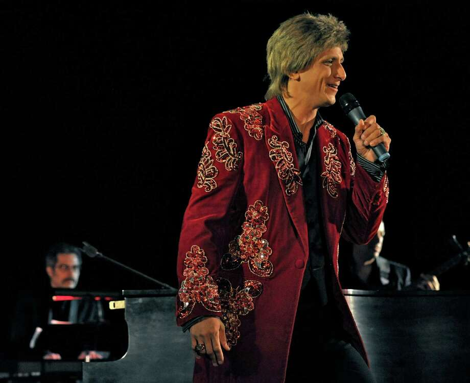 "Chris Chan's musical tribute to Barry Manilow, ""Barry's Song Book,"" will be brought to the Downtown Cabaret Theatre, 263 Golden Hill St., Bridgeport, March 7 and 8. Photo: Contributed Photo, Contributed / New Canaan News Contributed"
