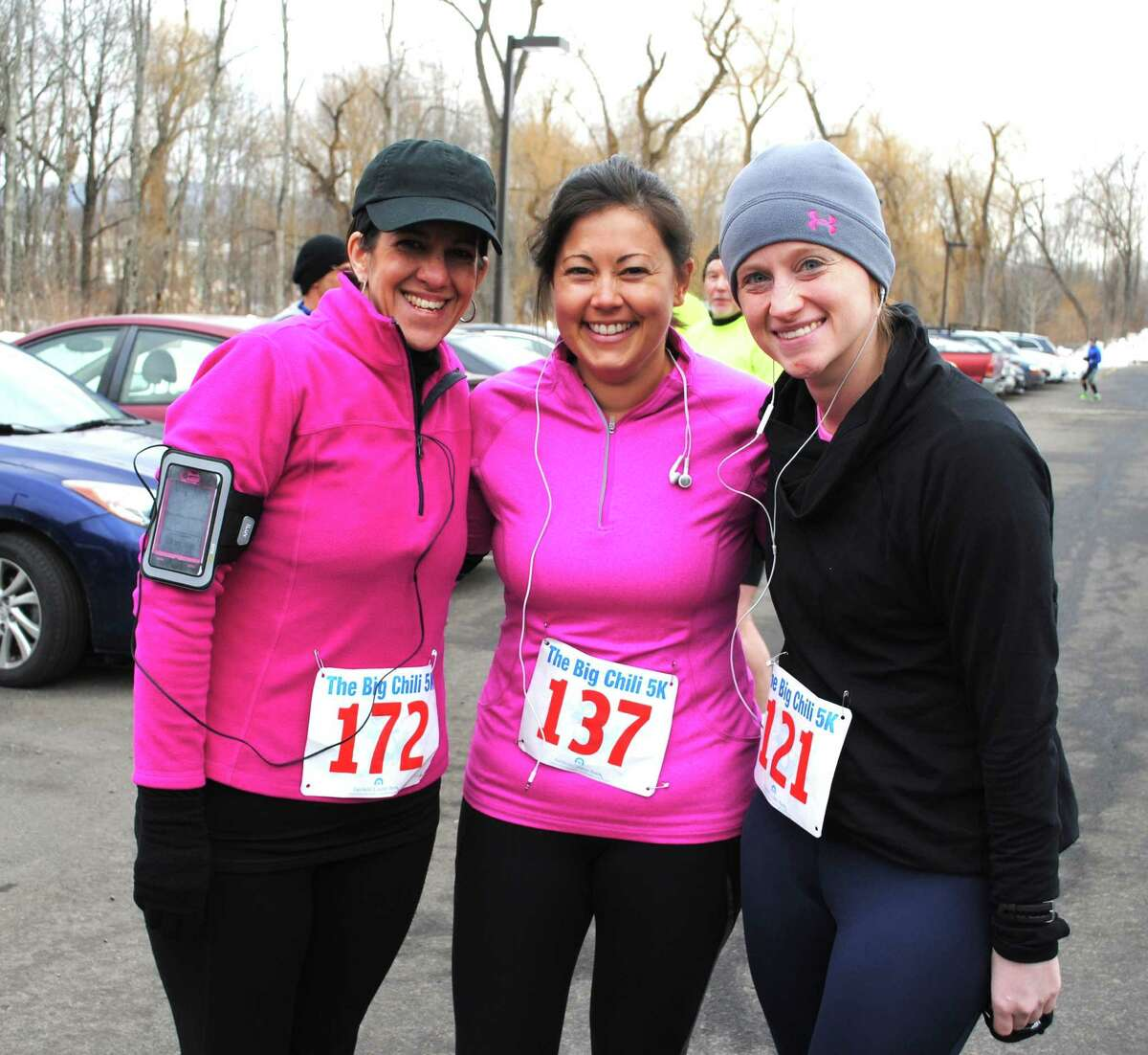 Over two hundred runners laced up to support the Danbury Westerners 2nd Annual