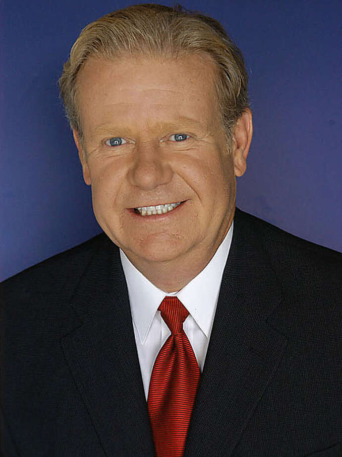 "Steve Browne, chief meteorologist: ""Many thanks to Jim Boyle. He assembled and led the finest broadcast news team in South Texas. A master of excellence."" Photo: KSAT"