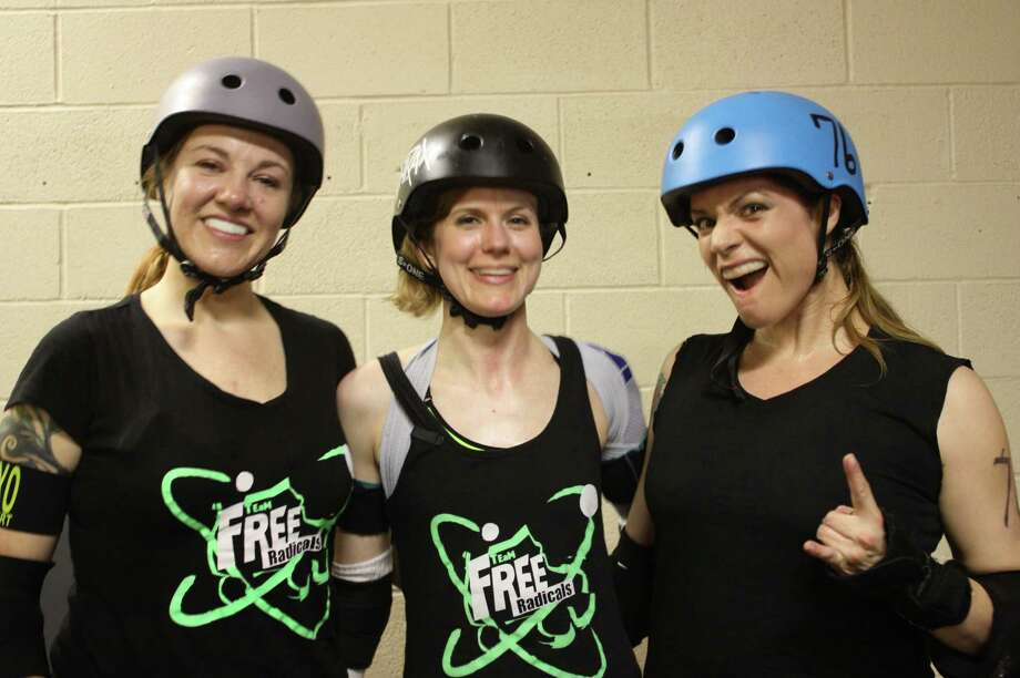 See who took in all the bumps and grinds at the opening season game for the Alamo City Rollergirls. Photo: Photos By Libby Castillo, For MySA.com