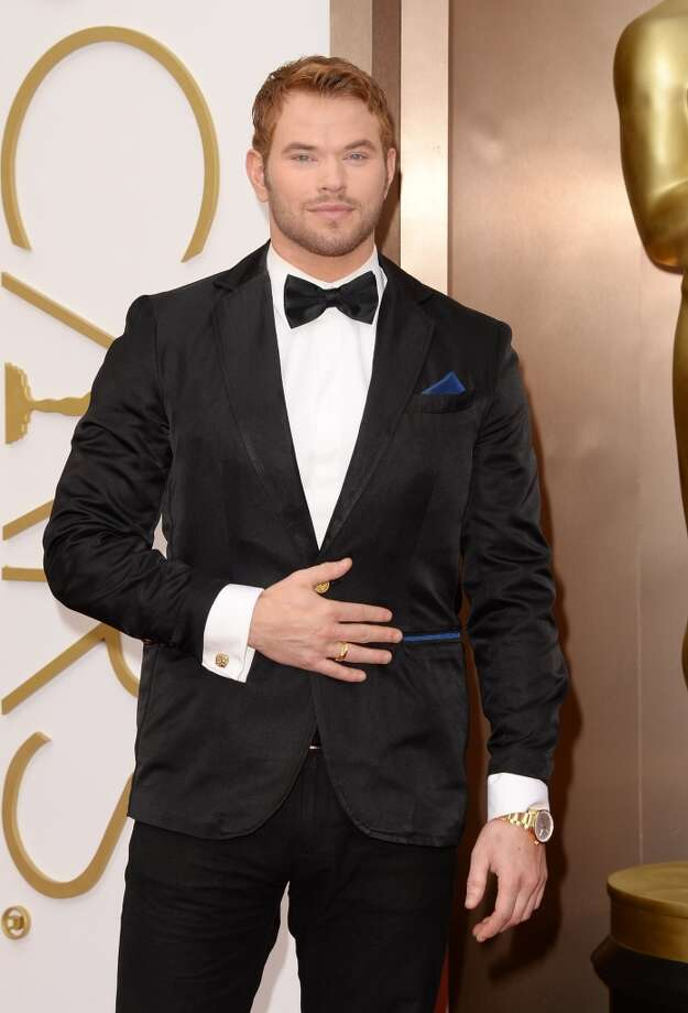 Actor Kellan Lutz attends the Oscars held at Hollywood & Highland Center on March 2, 2014 in Hollywood, California. Photo: Jason Merritt, Getty Images