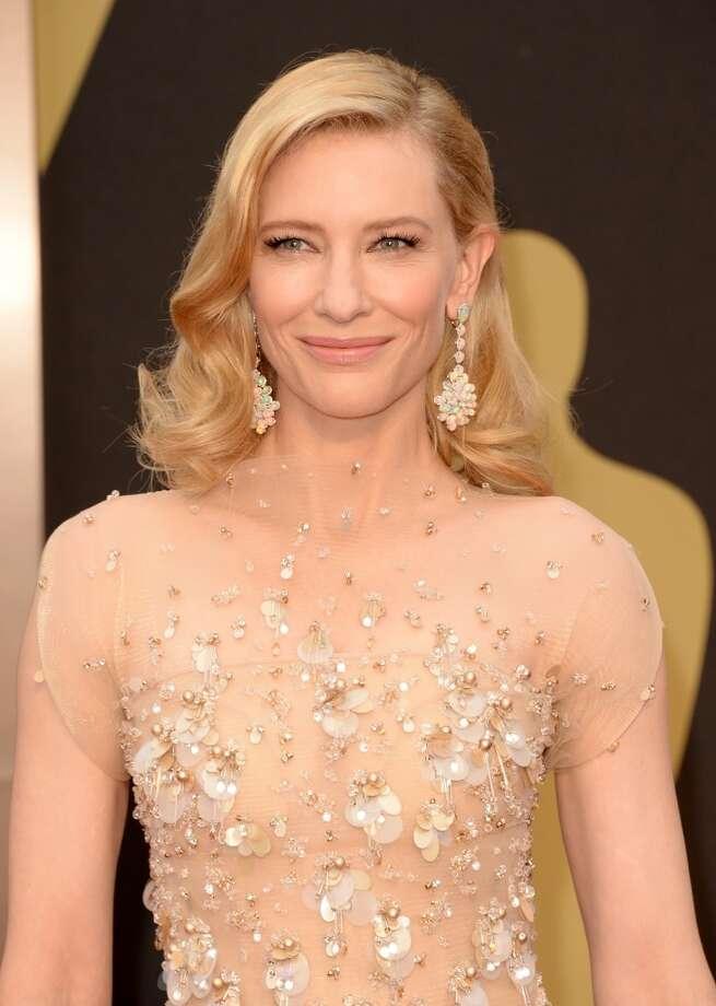 Cate Blanchett Photo: Jason Merritt, Getty Images