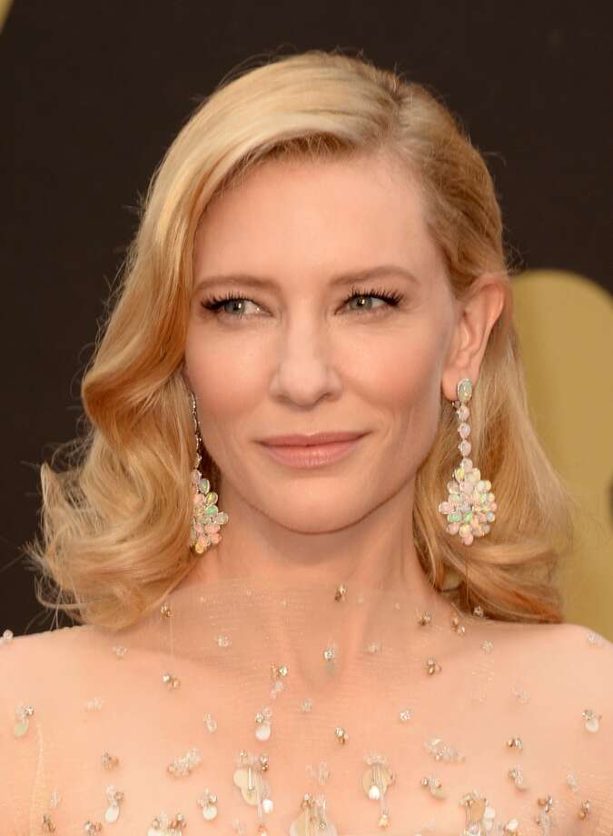 Cate Blanchett Photo: Jason Merritt, Getty Images