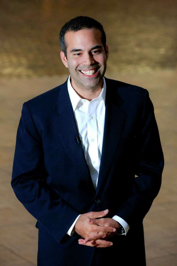 Republican PrimaryLand commissioner - George P. Bush Photo: James Durbin, MBR / Midland Reporter-Telegram