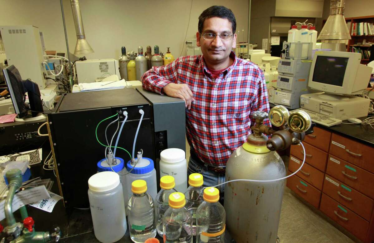 Shankar Chellam, a University of Houston professor, will be studying the effects African dust had on the air quality along the Ship Channel in 2013.
