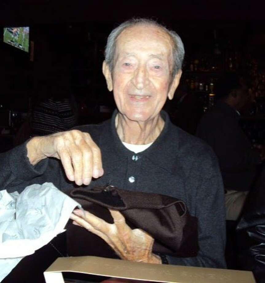 Robert Davis, 93, of San Rafael has been missing since Wednesday, Feb. 26 2014. Photo: Courtesy San Rafael Police Depar