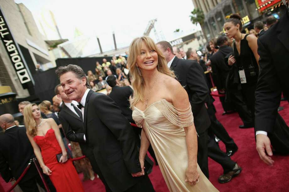Worst: Goldie Hawn Goldie's love for droopy dresses makes us feel downhearted.  Photo: Christopher Polk, Getty Images / 2014 Getty Images