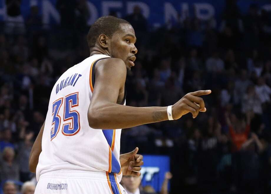 3. Oklahoma City Thunder (45-15)   February ranking: 1  January ranking: 1  December ranking: 5  Preseason ranking: 6Russell Westbrook is back, so naturally the tiresome debate about his role and style has returned, too. Oklahoma City lost the first three games of a six-game homestand, but a bump in the road can be useful for contenders this time of year. Photo: Sue Ogrocki, Associated Press