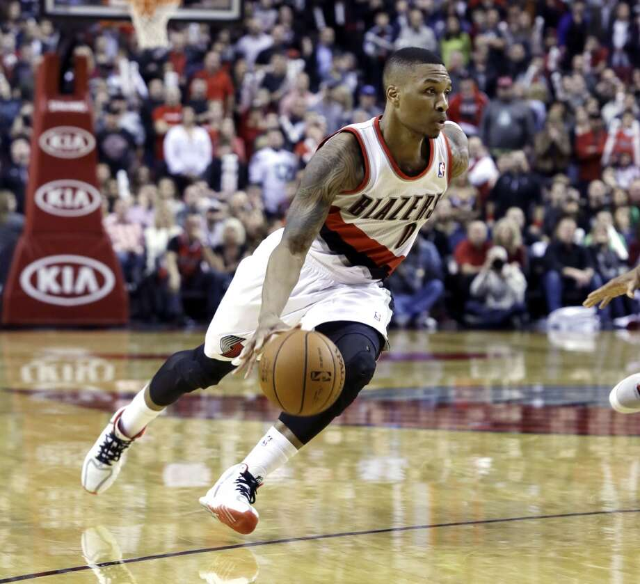 6. Portland Trail Blazers (41-18)   February ranking: 4  January ranking: 5  December ranking: 4  Preseason ranking: 22  The Blazers seemed ready to slip, having finally taken injuries to members of their playing rotation for the first time this season. Didn't happen LaMarcus Aldridge is back and the Blazers have won five straight to regain their spot as the third seed in the Western Conference. Photo: Don Ryan, Associated Press