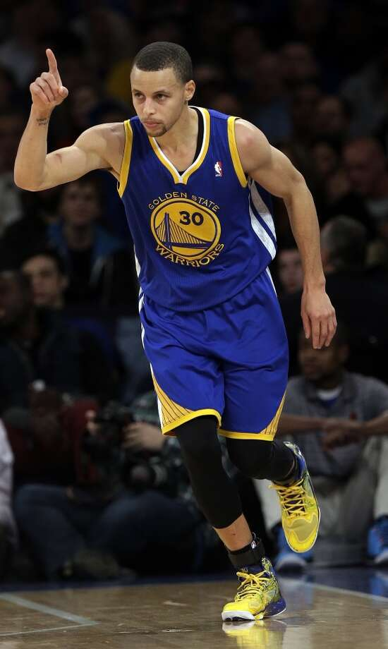 8. Golden State Warriors (36-24)   February ranking: 8  January ranking: 6  December ranking: 9  Preseason ranking: 8  As unpredictable as the Warriors had been, they have won five of seven games. Andrew Bogut is back and Jermaine O'Neal won't need a passport for the rest of the season. Photo: Frank Franklin II, Associated Press