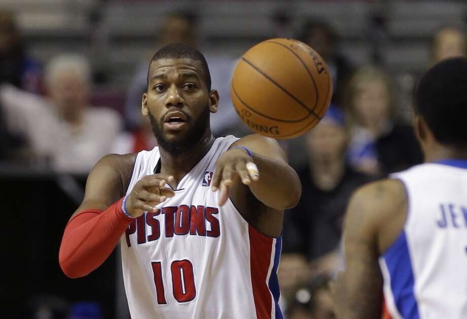 19. Detroit Pistons (23-36)   February ranking: 22   January ranking: 24  December ranking: 20  Preseason ranking: 19  In honor of the just completed Sloan Conference, the Pistons provide the epitome of a team with good talent and nice statistics, with shortcomings easily revealed by most analytics. Also, they've lost four straight and seven of eight games. Photo: Carlos Osorio, Associated Press