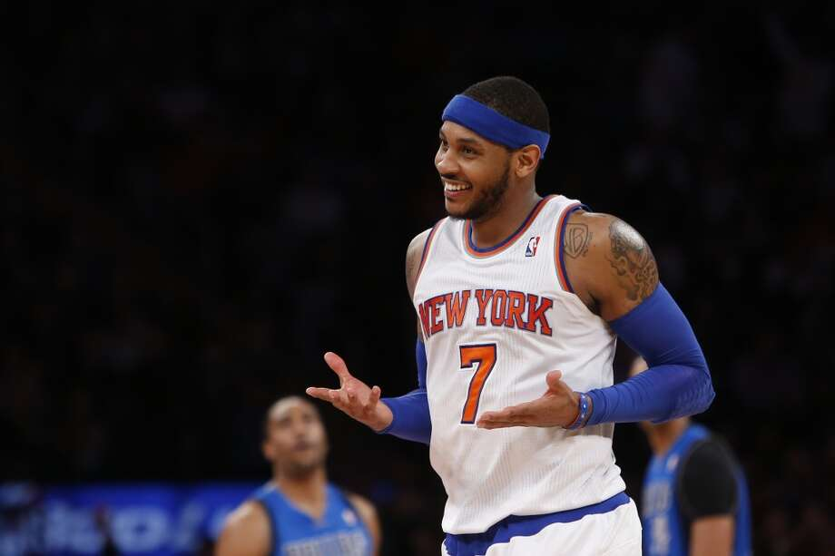 20. New York Knicks (21-30)   February ranking: 19  January ranking: 23  December ranking: 30  Preseason ranking: 10Have the sinking ship Knicks been mathematically eliminated from showing up on national television every few days? The Latin Heritage exhibition on Sunday demonstrated Los Knicks son terribles. Photo: Jason DeCrow, Associated Press