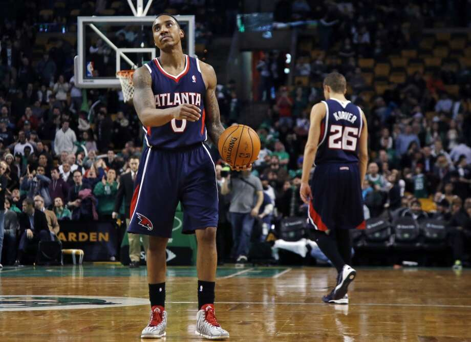 21. Atlanta Hawks (26-32)   February ranking: 13  January ranking: 11  December ranking: 17  Preseason ranking: 20  The Hawks spent much of the season overcoming the loss of Al Horford. It was too much to also have to play without Paul Millsap in a career year, especially with frontcourt options John Jenkins, Pero Antic and Gustavo Ayon also out. Photo: Elise Amendola, Associated Press