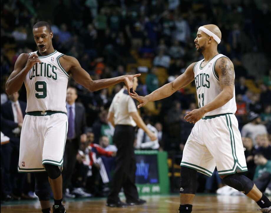 24. Boston Celtics (20-40)   February ranking: 25  January ranking: 25  December ranking: 21  Preseason ranking: 27  Much was made of Rajon Rondo skipping a flight before a game he was not going to play and a trade deadline in which he was not going to be traded. The next significant development will be the draft lottery in which the Celtics will get a draft position which won't bring Rondo enough help. Photo: Elise Amendola, Associated Press