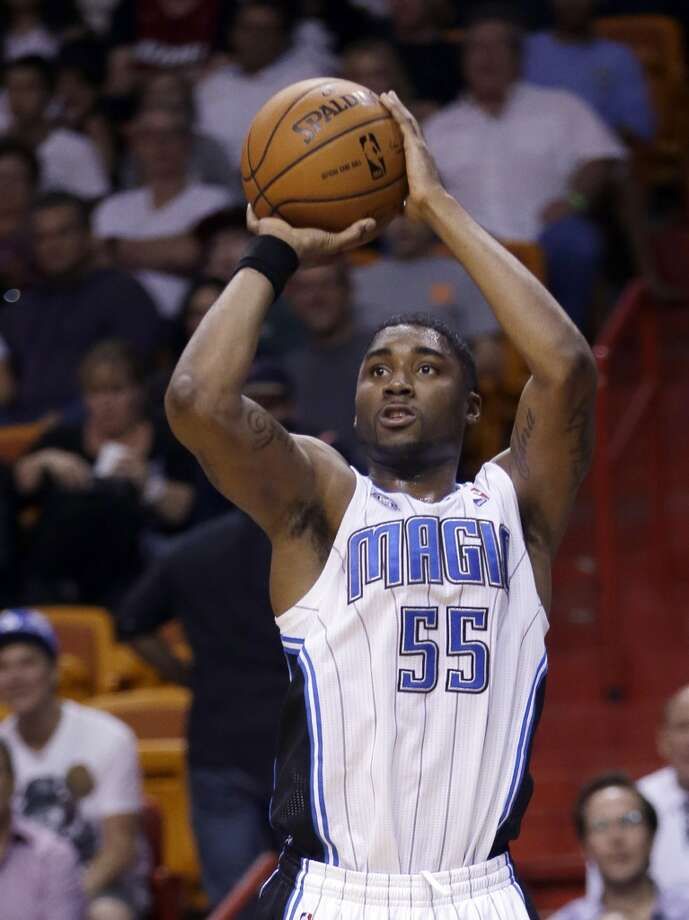 25. Orlando Magic (19-43)   February ranking: 28   January ranking: 27  December ranking: 22  Preseason ranking: 28Though certain to be a contender for one of the top picks in the draft, the Magic have taken a few stunning wins – beating the Thunder and Pacers in consecutive games – and doing it with young players. Victor Oladipo is a strong rookie of the year candidate. Photo: Alan Diaz, Associated Press