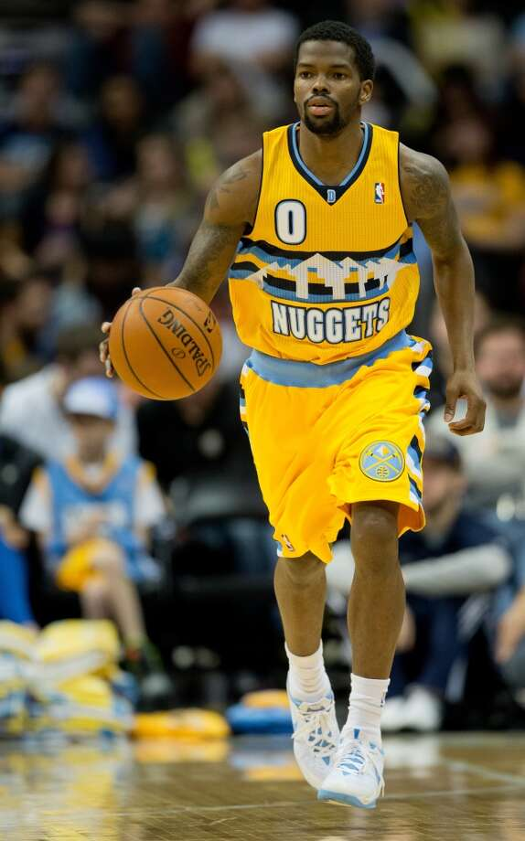 27. Denver Nuggets (22-23)   February ranking: 18  January ranking: 17  December ranking: 8  Preseason ranking: 14  Aaron Brooks accepted the trade to Denver to get the playing time needed to audition for next season's contract. He's gotten plenty of that, but the wins ended immediately, with the Nuggets 0-5 since the trade deadline and with just 1 win in 11 games. Photo: Justin Edmonds, Getty Images